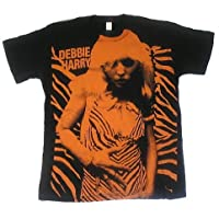 BLONDIE(ブロンディ) DEBBIE HARRY subway 全面プリントTシャツ
