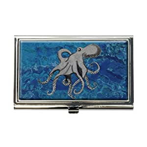 Amazon Octopus Business Credit Card Holder Case