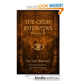 The Crime Interviews Volume Two: Best-selling Authors Talk About Writing Crime Fiction