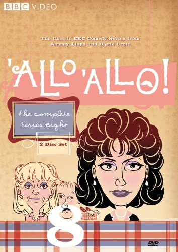 'Allo 'Allo! - The Complete Series Eight [1991]