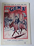 img - for THE GEM LIBRARY No. 808, VOL. XXIV book / textbook / text book