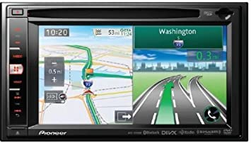 Pioneer AVIC-F950DAB GPS Bluetooth Noir (Import Royaume Uni)