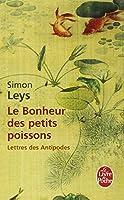Le bonheur des petits poissons : Lettres des Antipodes