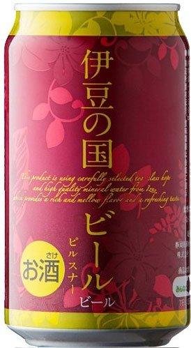 【ケース販売】静岡県 伊豆の国ビール ピルスナー 缶 350ml 24本 1ケース クラフトビール 地ビール