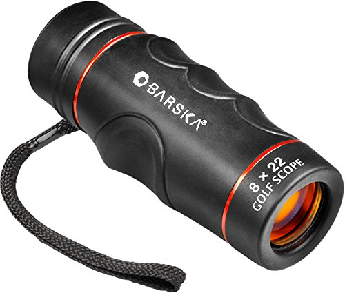 BARSKA-Blueline-8x22-Waterproof-Golf-Scope-Yards