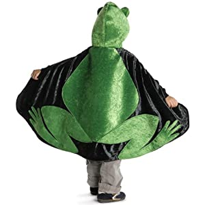 Great Pretenders Reversible Frog and Prince Cape