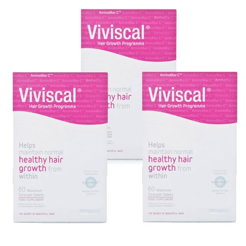 Viviscal Maximum Strength Hair Growth Programme 3 Month