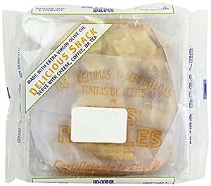 Amazon.com: Ines Rosales Sweet Olive Oil Tortas, Seville