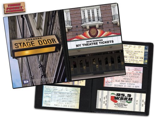 Theatre Ticket Album