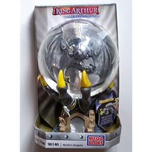 Mega Bloks 96146 King Arthur Merlin's Dragons