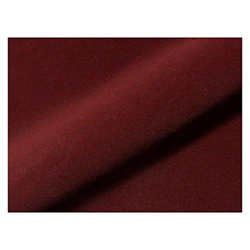 Stoffe - Polsterstoffe - Möbelstoffe - Meterware - Sitzbezug - Optima CS - Trevira CS - Uni - Rot - MUSTER