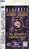 Ultimate Mortal Kombat 3 - Sega Saturn