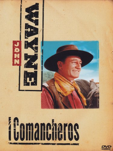 I comancheros [IT Import]
