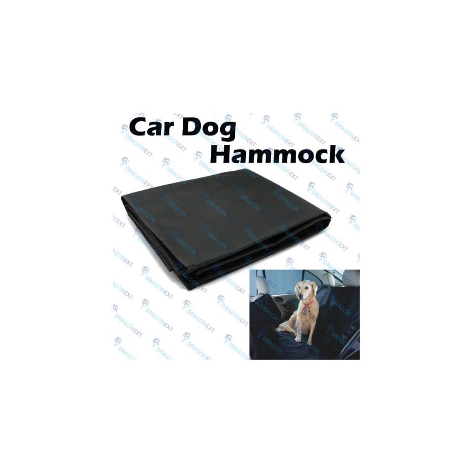 Car Vehicle Pet Dog Car Seat Cover Blanket Hammock