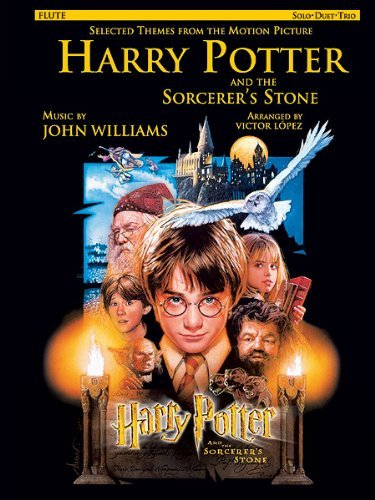 John Williams - Selected Themes from the Motion Picture Harry Potter and the Sorcerer's Stone: Flute : Solo, Duet, Trio