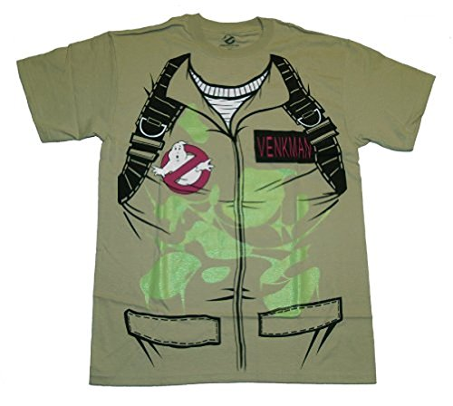 Ghostbusters Venkman Costume Glow in the Dark