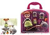 Disney Frozen Animators Collection Anna Mini Doll Playset