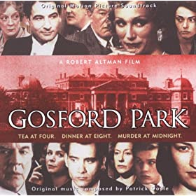 Patrick Doyle: Inspector Thompson [Gosford Park - Original Motion Picture Soundtrack]