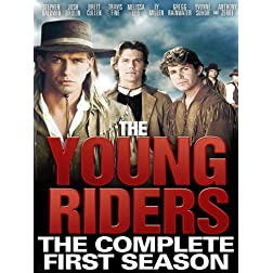 The Young Riders: Season 1 - Digitally Remastered