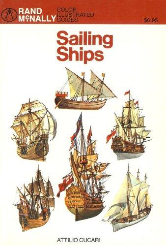 Sailing ships (Rand McNally color illustrated guides)