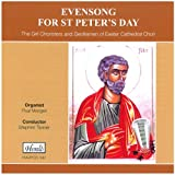 Evensong for St Peter's Day Girl Choristers & Gentlemen of Exeter Cathedral
