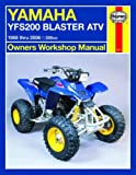 Alan Ahlstrand Haynes Yamaha YFS200 Blaster ATV Owners Workshop Manual (Haynes Owners Workshop Manuals (Paperback))