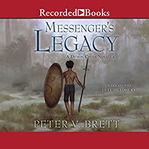 Messenger's Legacy Audiobook
