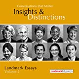 img - for Conversations That Matter: Insights & Distinctions - Landmark Essays, Volume 2 book / textbook / text book
