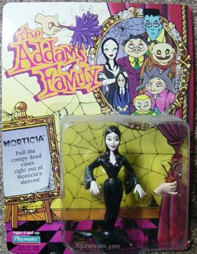 The Addams Family Morticia Action Figure (1992)