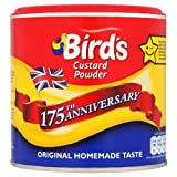 Bird's Custard Powder 300g (Pack of 6)