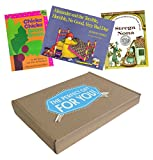 img - for The Perfect Gift for Kids 4-8 Who Love Picture Books: Chicka Chicka Boom Boom; Strega Nona; Alexander and the Terrible, Horrible, No Good, Very Bad Day book / textbook / text book