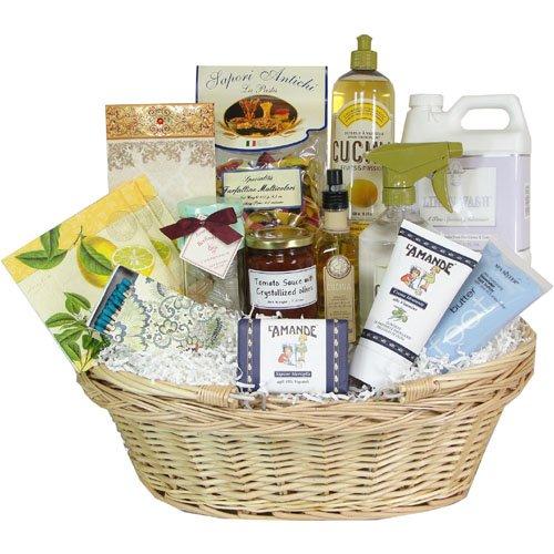 Housewarming Necessities Big Gift Basket - Welcome Home!