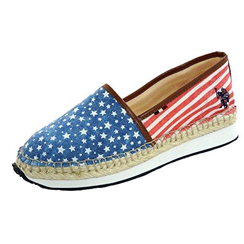 U.S. Polo ASSN. - Shoes - Scarpe Donna di Tela Alternative