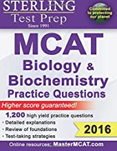 Sterling MCAT Biology amp Biochemistry Practice Questions High Yield MCAT Questions