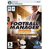Football Manager 2009 (PC) (MAC)by Sega