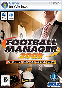 Football Manager 2009 [UK-Import]