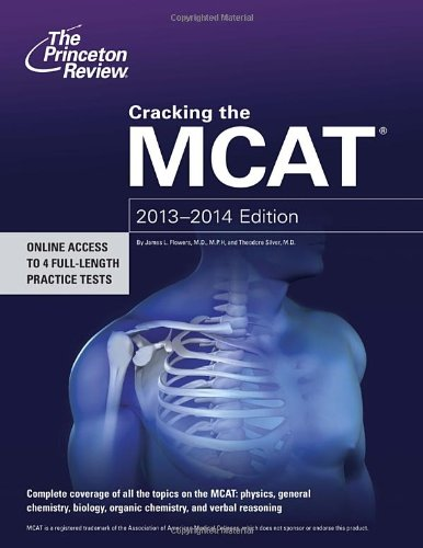 Cracking The Mcat, 2013-2014 Edition (Graduate School Test Preparation)
