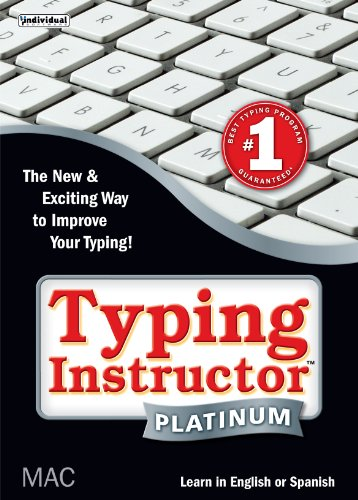 Typing Instructor Platinum for Mac [Download]