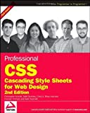 img - for Professional CSS: Cascading Style Sheets for Web Design by Christopher Schmitt (2008-05-12) book / textbook / text book