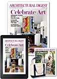 Architectural Digest All Access + Free Tote Bag & Celebrity Living Issue