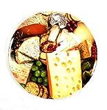 チーズ盛り合わせ盆- 特大36cmメラミン樹脂大皿