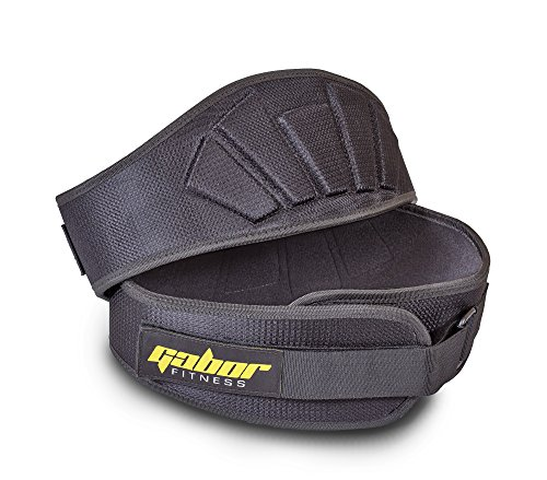 Gabor-Fitness-Contoured-Neoprene-Back-Support-Weight-Lifting-Belt