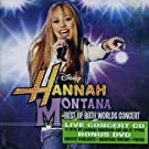 Hannah Montana/M. Cyrus (Live)/Best of Both Worlds