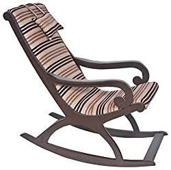 Pansy Rocking Chair (Brown)