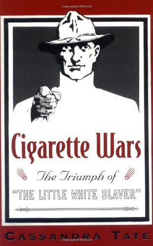 Guerres de cigarette : Le triomphe de la bave blanche peu