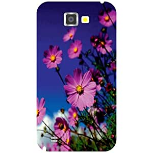 Samsung Galaxy Note 2 N7100 Back Cover - Floweric Designer Cases