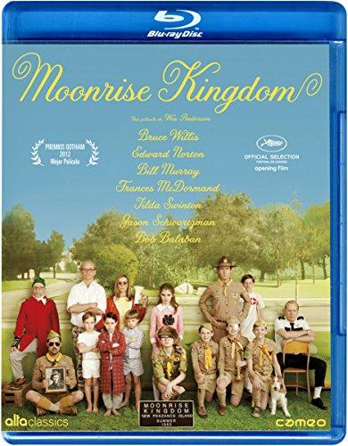 Moonrise Kingdom (Blu-Ray) (Import) (European Format - Region B) (2013) Bruce Willis; Edward Norton; Fran