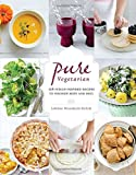 img - for Pure Vegetarian: 108 Indian-Inspired Recipes to Nourish Body and Soul book / textbook / text book