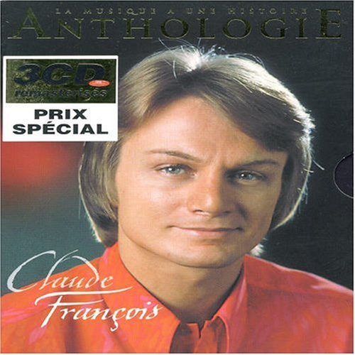 Claude Francois - Claude François - Anthologie (Coffret 3 CD) - Zortam Music