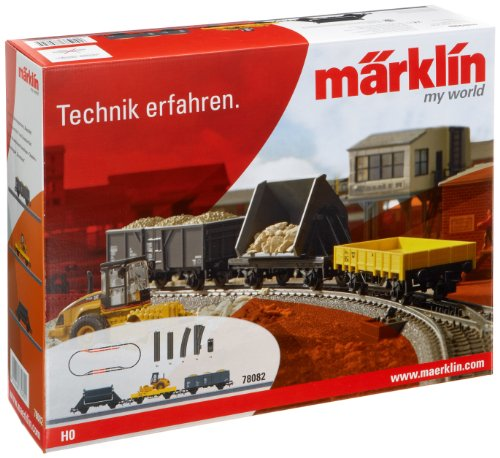 Märklin World 78082 H0 Extension pack Building site